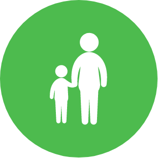 Green Families Icon