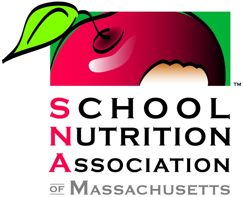 School Nutrition Association of Massachusetts Logo