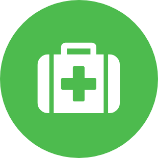 Green School Health Services icon