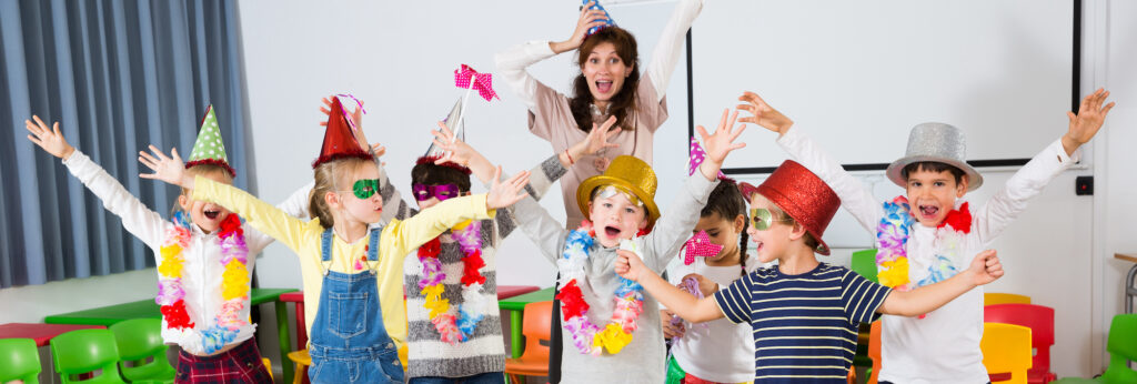 classroom celebrations