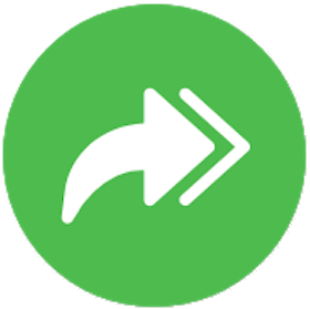 Green arrow icon